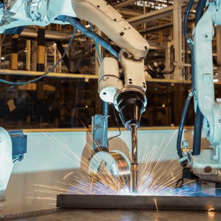 溶接の自動化・ロボット化とは?溶接の種類と自動化のポイントを解説